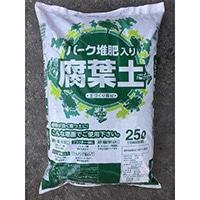 【店舗取り置き限定】バーク堆肥入り腐葉土 25L H