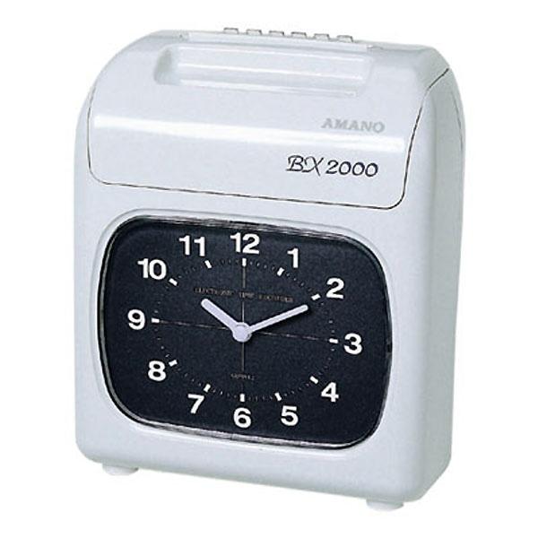 アマノ タイムレコーダー BX2000
