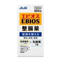 アサヒグループ食品 エビオス整腸薬 504錠