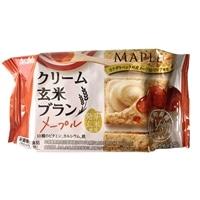 アサヒ クリーム玄米ブラン メープル