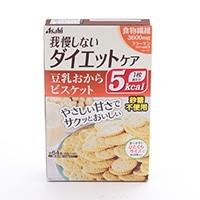 アサヒ リセットボディ豆乳おからビスケット 4袋