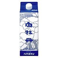 白牡丹 広島の酒 900ml