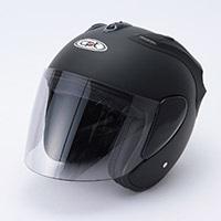 CW−807ジェットヘルメットマットブラック