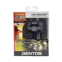 ジェントス LEDヘッドライト CB-300D