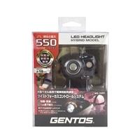 ジェントス LEDヘッドライト WS-100H