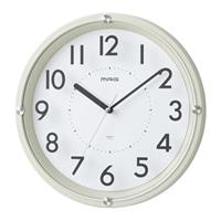 ノア精密 掛け時計 グラスアワー W-725IV-Z
