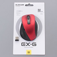 エレコム マウス M−XGM10DBRD
