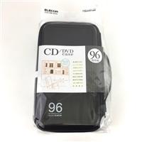 EL CD・DVDケース96枚 CCD−H96BK
