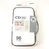 EL CD・DVDケース96枚 CCD−H96WH