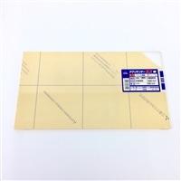 アクリルEX板001透明180x320x5ミリ