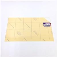 アクリルEX板001透明320x545x3ミリ