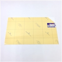 アクリルEX板402白320x545x2ミリ