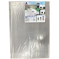 アクリルパネル透明 Sサイズ 3ミリ厚 幅40cm高さ60cm