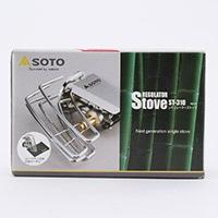 ST−310 SOTO シングルバーナー