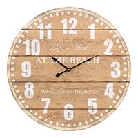 大型掛時計 アンティークN 60cm【別送品】