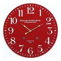 大型掛時計 LONDON RD 60cm【別送品】