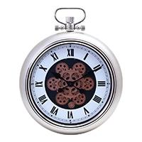 大型掛時計 ギア M CHAMPAGNE 40cm【別送品】
