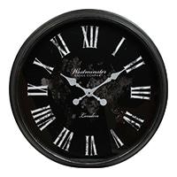 大型掛時計 ジュピター BK 75cm【別送品】