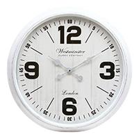 大型掛時計 ジュピター WH 75cm【別送品】
