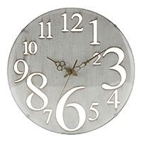 掛時計 レトロ WH 32cm【別送品】