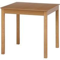 ダイニングテーブル モルト 75×75 ナチュラル【別送品】