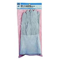溶接用床皮手袋