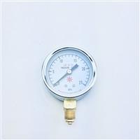サン 酸素用圧力計 高圧用