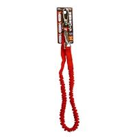 DT 布製安全コード  3kg フック2個 赤