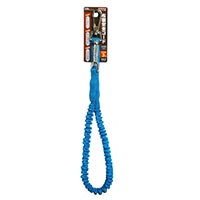 DT 布製安全コード 3kg フック2個 青
