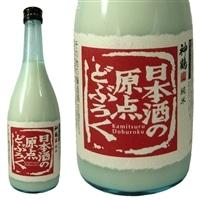 【ネット限定】くらから便 鶴見酒造 神鶴 日本酒の原点 どぶろく 720ml