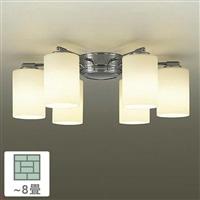 シャンデリア6灯 8畳 DCH−38221Y