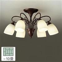 シャンデリア6灯 10畳 DCH-38781Y