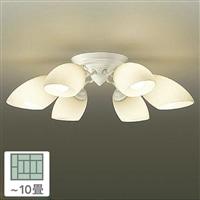 シャンデリア6灯 10畳 DCH−38795Y