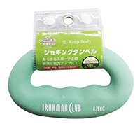 カワセ 鉄人倶楽部 ジョギングダンベル 0.75kg KW-775