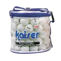 カワセ Kaiser 卓球ボール100Pセット KW-252