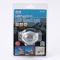 【数量限定】カワセ BUNDOK LEDヘッドランプ8 BD-285