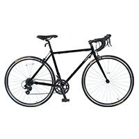【自転車】【全国配送】HEADロードバイク EQUUS 14段変速 マットブラック【別送品】