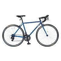 【自転車】【全国配送】HEADロードバイク EQUUS 14段変速 マットブルー【別送品】