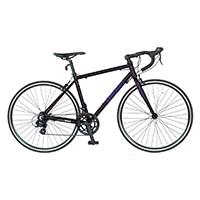 【自転車】【全国配送】HEADノーパンクロードバイク STORM 14段変速 プリズムヴァイオレット【別送品】