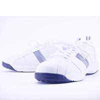 CLH 鋼鉄先芯入りスニーカー ホワイト 26.0