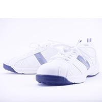 CLH 鋼鉄先芯入りスニーカー ホワイト 26.5