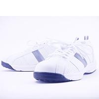 CLH 鋼鉄先芯入りスニーカー ホワイト 27.0