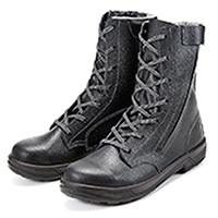 安全靴 SS33黒 チャック付き 25.0cm