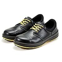 静電安全靴 WS11黒静電靴 JIS 25.0cm