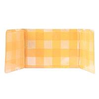 レンジパネル 袖がのびるパネル オレンジ