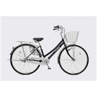 【自転車】【全国配送】《丸石サイクル》 軽快車モディビー 内装3段 LEDオートライト 26インチ ブラック【別送品】