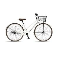 【自転車】《丸石サイクル》フリーパワー アミティ 27型 内装3段 S503 ホワイト