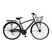 【自転車】《丸石サイクル》ブラックパンサー 27型・外装6段 耐摩耗タイヤ W825 グリーン