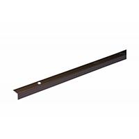 【SU】1490 フロアー材用 Rアングル 穴付 2000 ブロンズ【別送品】