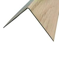 フリーアングル 50x50 100mm幅 ベージュウッド